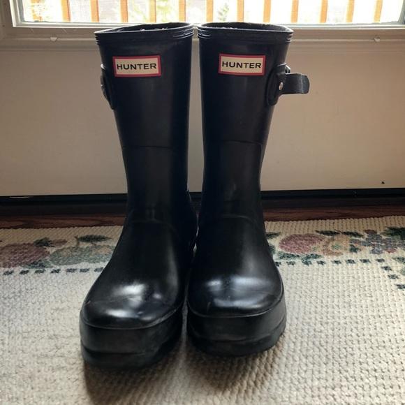e2dfb3e478c1 Hunter Shoes - Hunter Women s Original Short Rain Boots